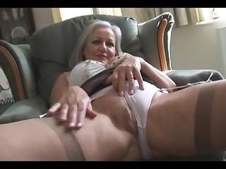 Nylon fuck granny Granny nylon,